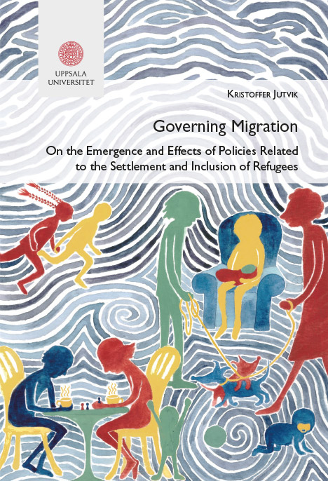 Cover of the thesis Governing Migration